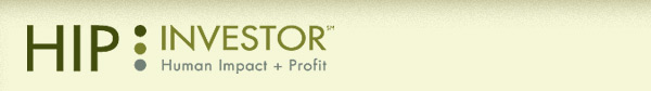 HIP Investor | Human Impact + Profit